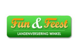 Landenversiering Winkel