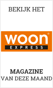 Woonexpress magazine