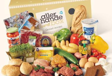 Sinterklaas Tip | Allerhande Gourmetbox voor een gezellig avondje