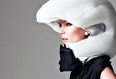 Rubriek e-Xcentriek | Airbag fietshelm tegen nare ongelukken