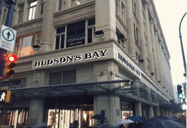 Hudson's Bay en Saks naar Nederland, dreiging voor de Bijenkorf