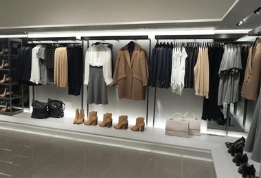 Zara gaat met de tijd mee, geavanceerde technologie in de winkels